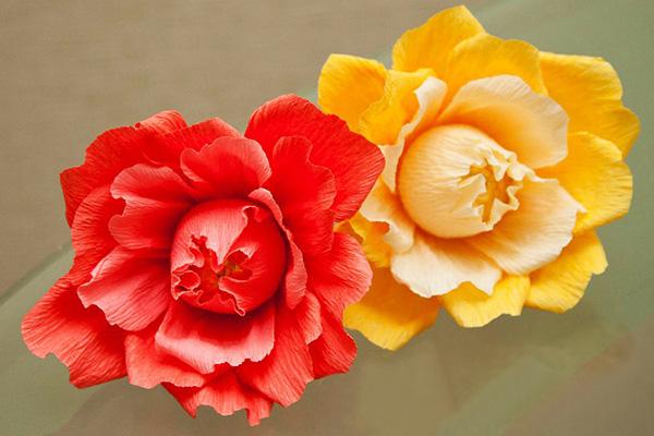 Конфетная роза своими руками